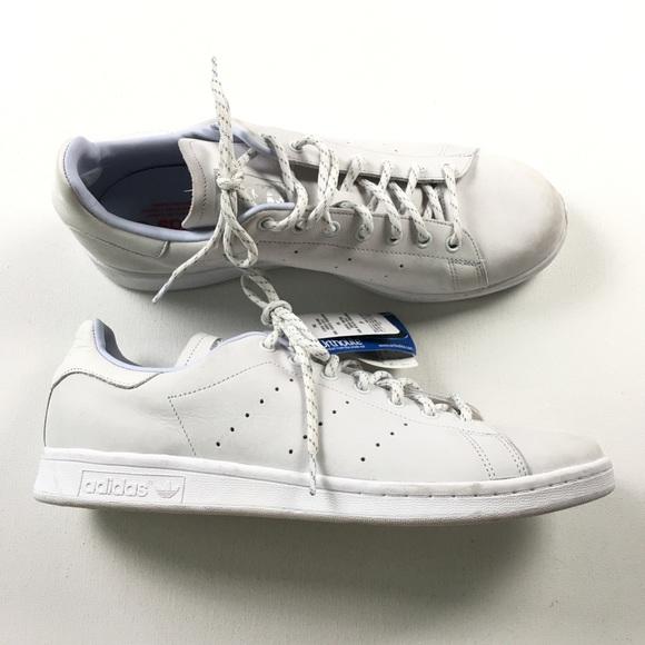 b0b57a27adf Adidas Men s Stan Smith White WP 12 ART CQ3007